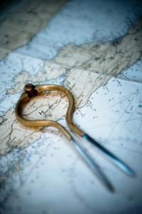 Caliper on Map